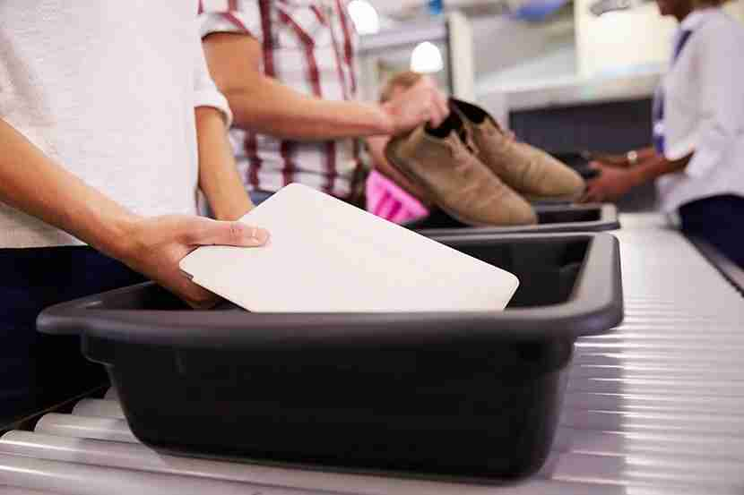 With TSA PreCheck, security is much less of a hassle. Image courtesy of Shutterstock.