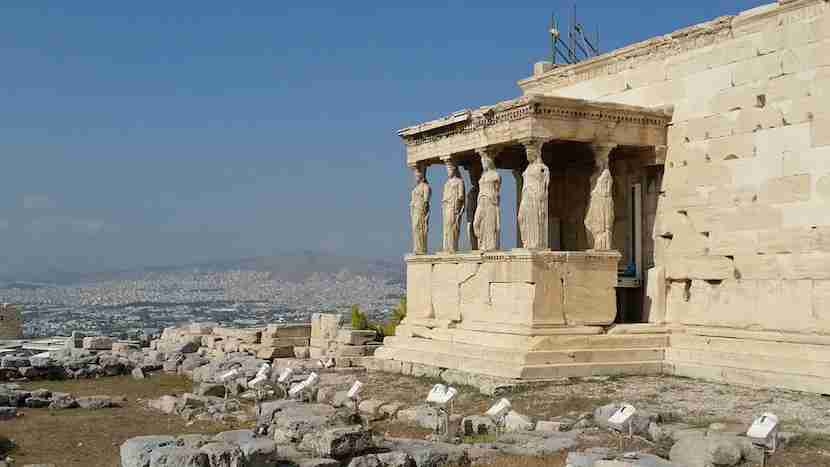 Set off and explore Athens