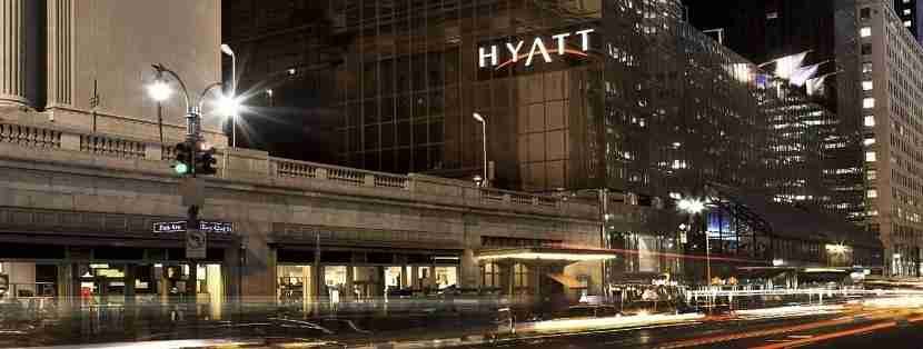 You can transfer rewards earned with the Chase Freedom to Hyatt. Image courtesy of the Grand Hyatt New York.