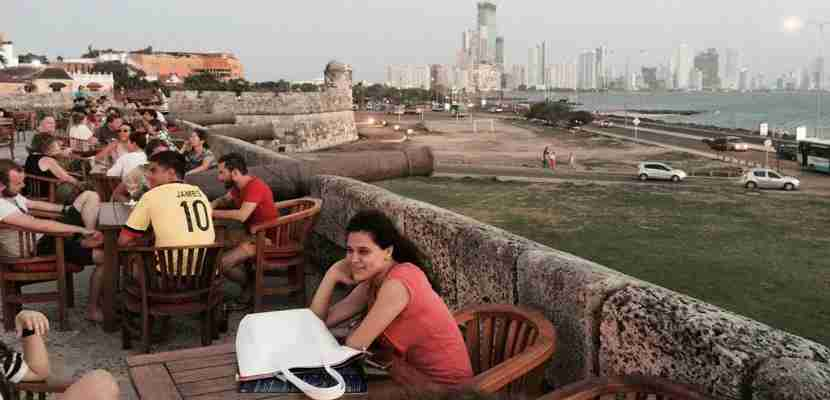 Cartagena, Colombia.
