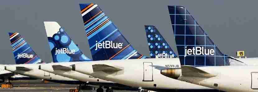 Earn TrueBlue points with WeWork. Image courtesy of Jetblue.