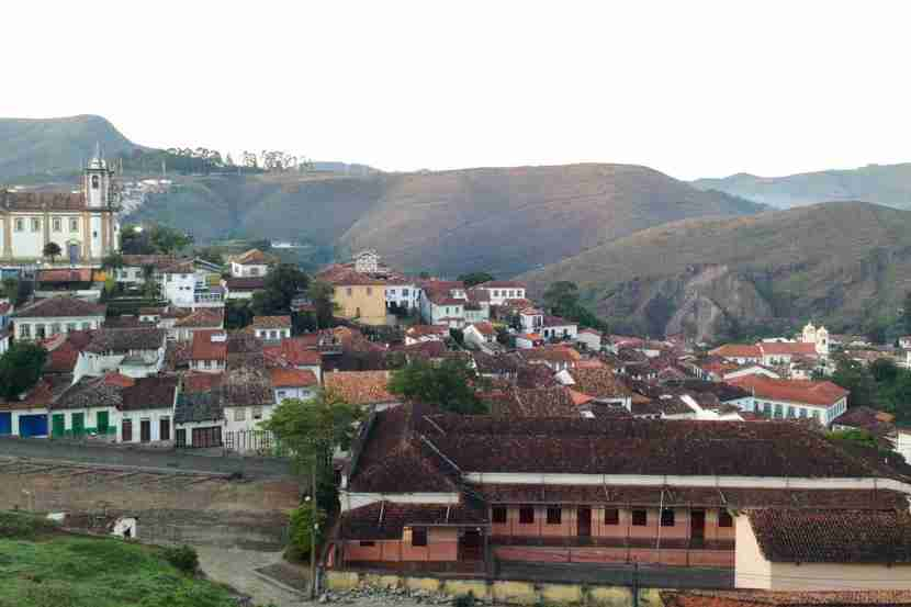 Ouro Preto, Brazil. Image by the author.