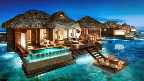 89b3bc158 Overwater Bungalows Coming to Jamaica and Mexico