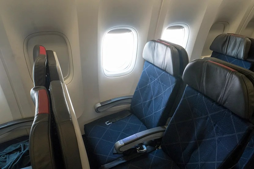 Why Are All My Flight S Window And Aisle Seats Blocked