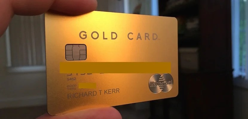 Perks And Problems With The Mastercard Gold Card