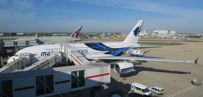 Review: Malaysia Airlines A380-800 Economy — LHR to KUL