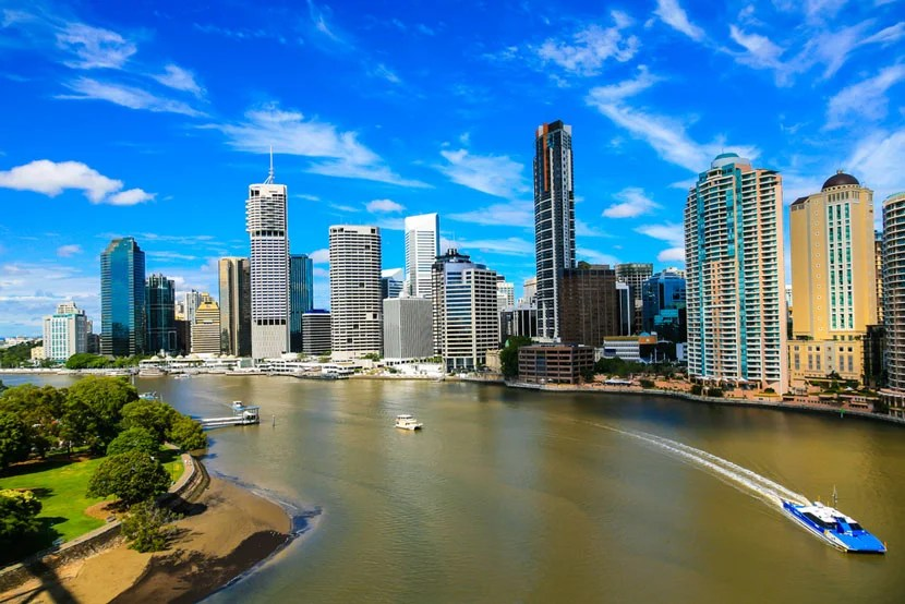 Flying from the New York City area to Brisbane, Australia, just got more fancy. Image courtesy of Shutterstock.