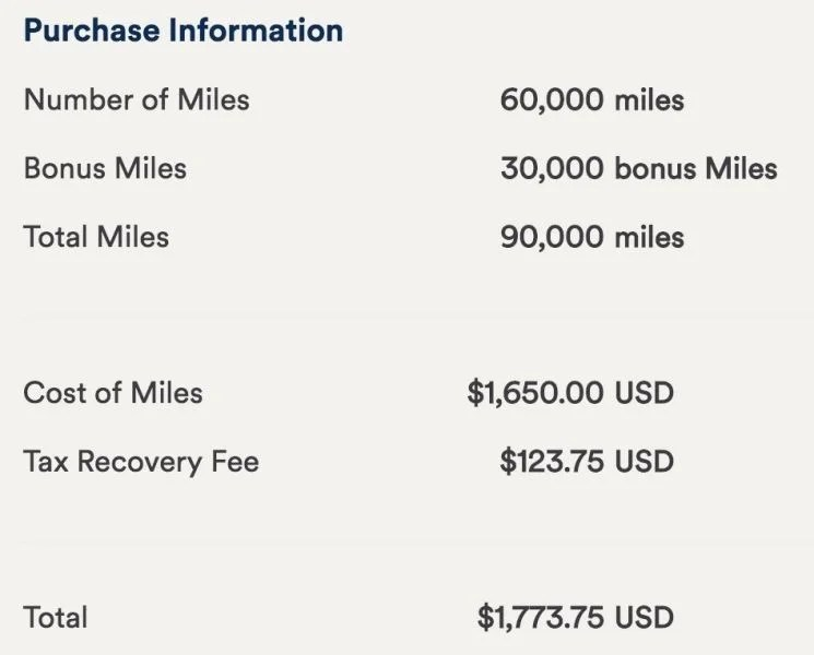 Get Up To A 50 Bonus When You Purchase Alaska Miles