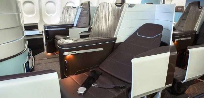 Tour Hawaiian Airlines New Lie Flat A330 Business Class
