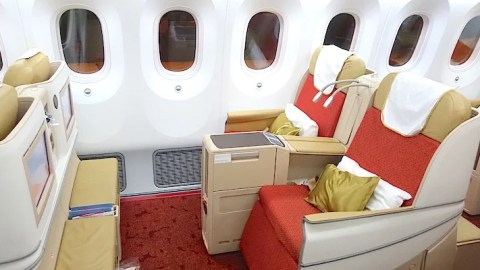 Review: Air India (787-8) Business, New Delhi to Hong Kong