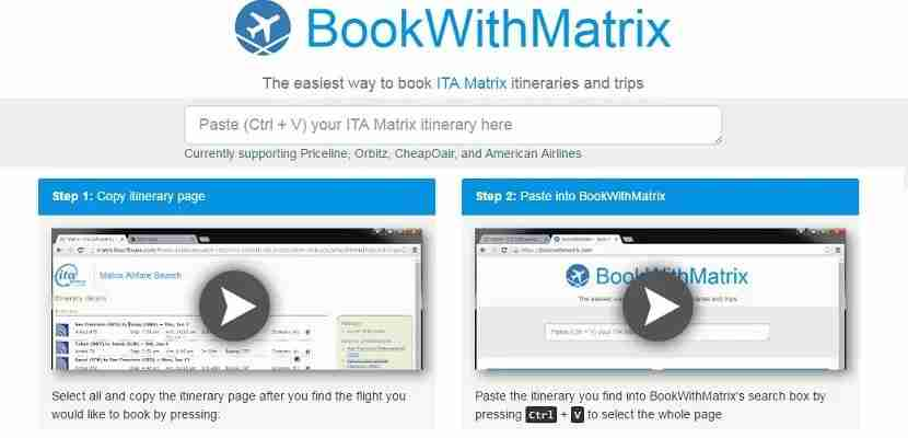 BookWithMatrix header