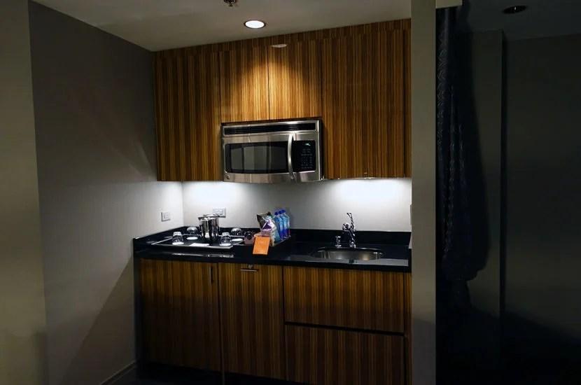 Cosmopolitan Las Vegas Terrace One Bedroom Fountain View review: the cosmopolitan of las vegas — terrace one bedroom
