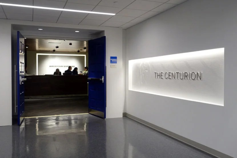 Change To Centurion Lounge Guest Policy For Family Members