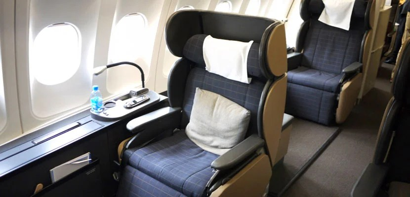 Review Swiss A340 First Class From San Francisco To Zurich