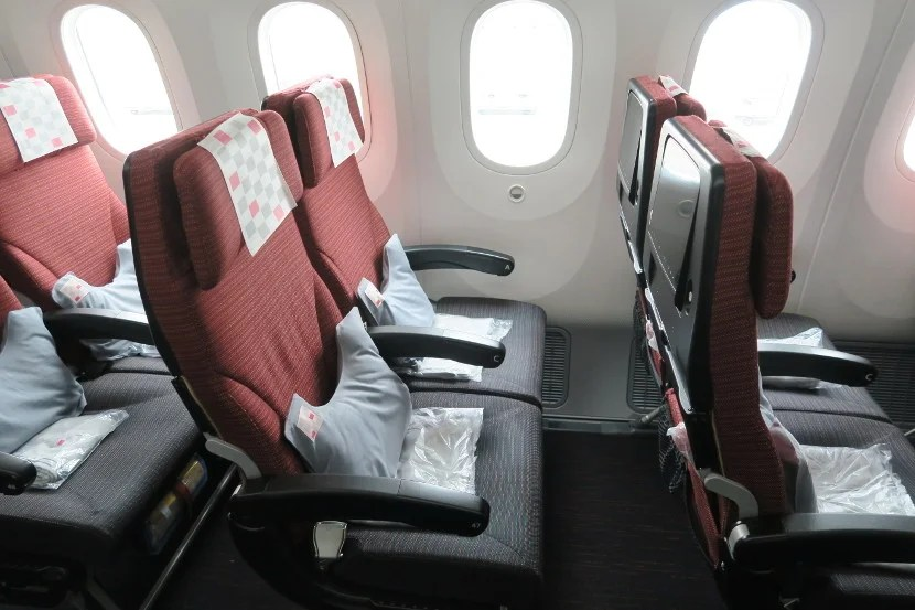 Review Jal 787 8 Economy From Tokyo To Dallas