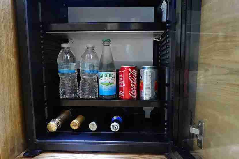Free water and soda —definitely nice-to-haves.