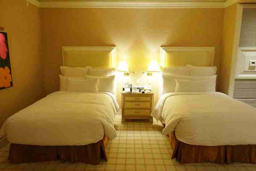 I appreciated the comfortable beds and the variety of pillows offered.