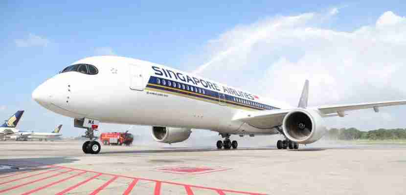 Fly Singapore Air