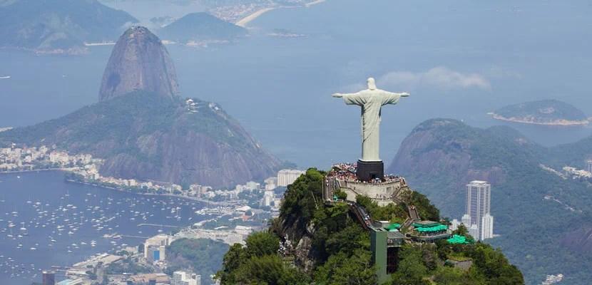 Rio de Janeiro. Image courtesy of Shutterstock.