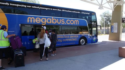 Review: Megabus — Las Vegas to Los Angeles