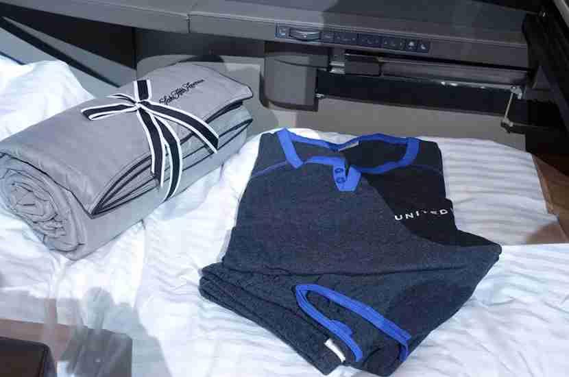 The pajamas on Polaris.