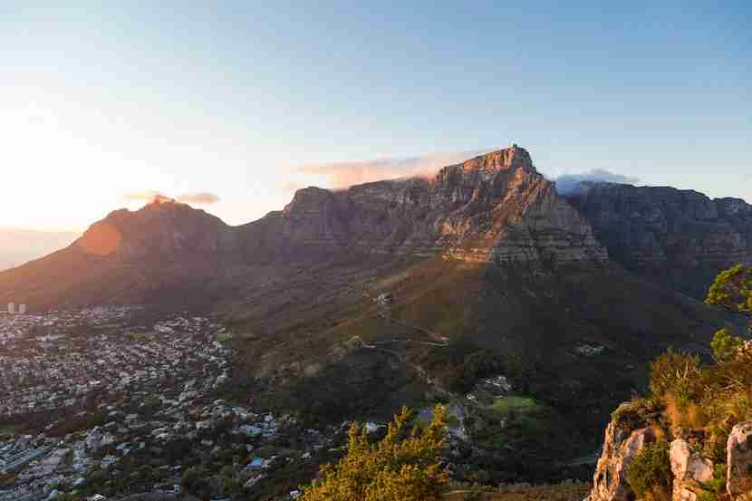 Opt for an easy or more challenging hike up one of the world