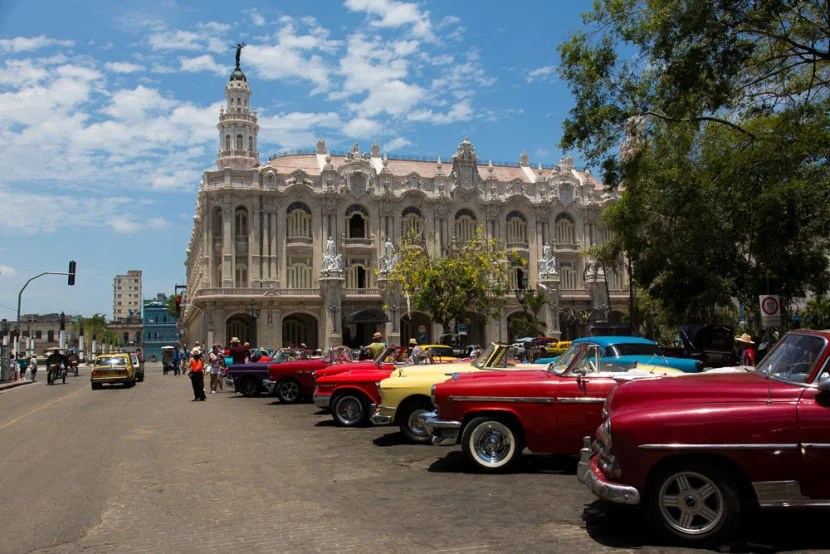 Havana is the perfect place for a city break.