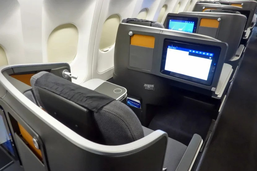 SAS A330 Business Class Review