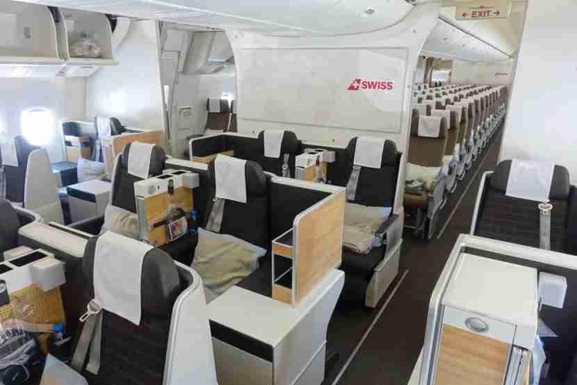 Swiss 777-300ER Tour