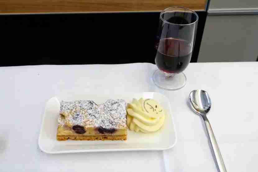 Swiss 777-300ER Business Class Review