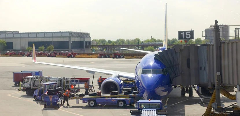 Review Southwest Boeing 737 From Newark To Las Vegas