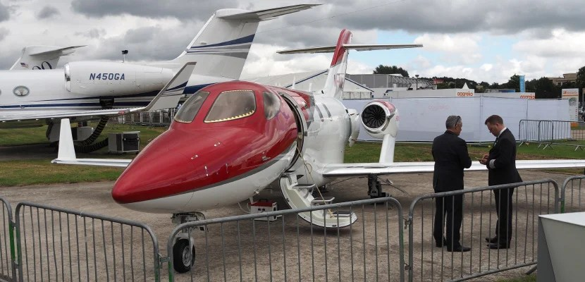 hondas  million private jet