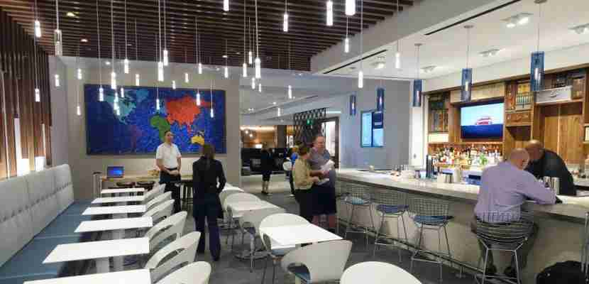 Great benefits, including a growing list of Centurion Lounge locations like the one in Houston, keep the Amex Platinum on my list of top cards