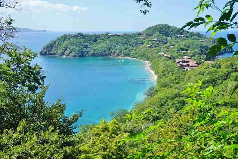 The Papagayo Peninsula. Image Courtesy of Shutterstock.