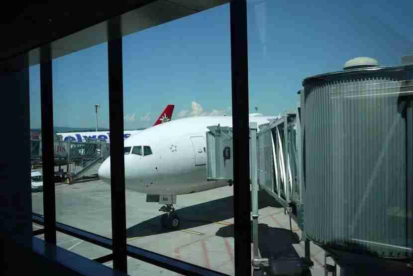 Swiss 777-300ER