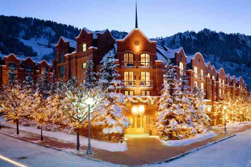 Photo courtesy of the St. Regis Aspen
