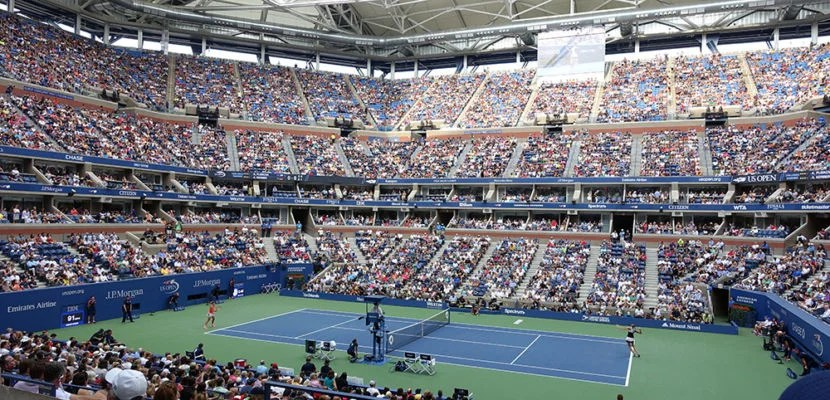 Next year, you may be able to use your Marriott points to see the US Open.
