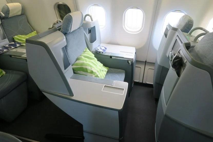 Review Finnair A330 Business Class Helsinki To Chicago