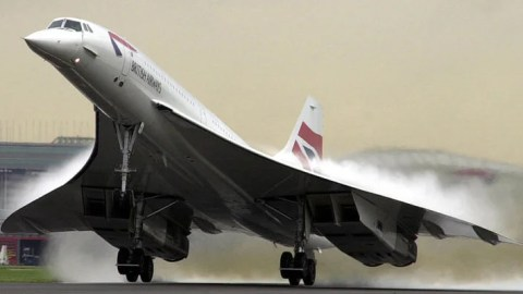 Pieces Of The Concorde Jet Will Soon Be Up For Auction