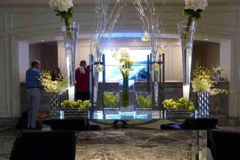 Ritz-Carlton Laguna Niguel Reception