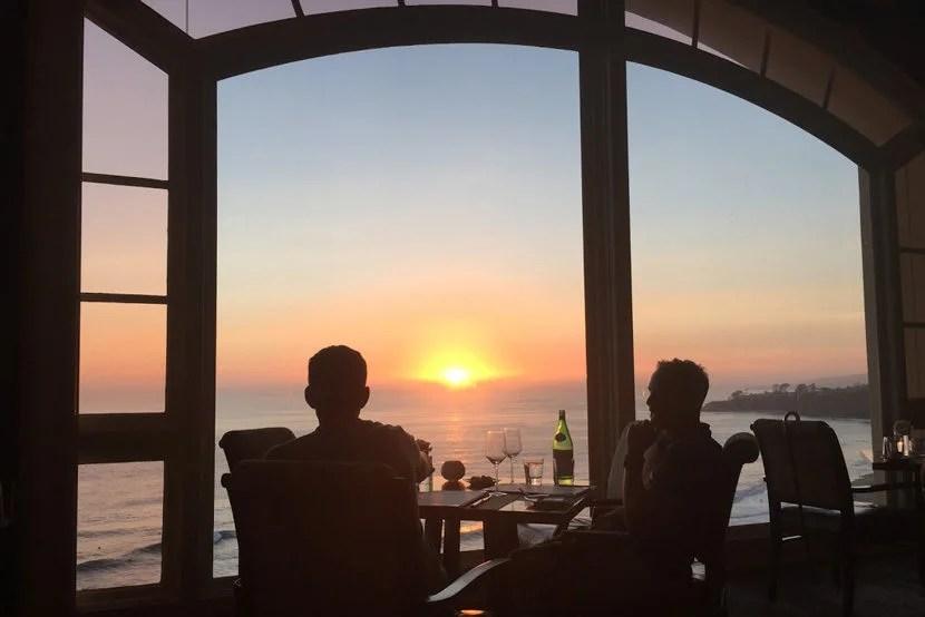 Ritz-Carlton Laguna Niguel sunset