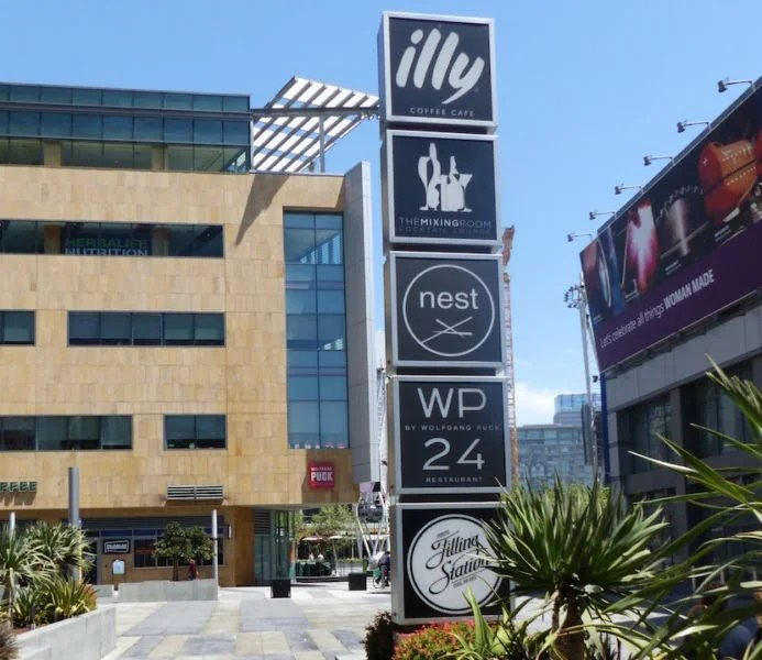 La-Ritz-Mall-Logos