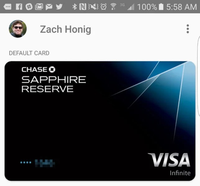 Android Pay Gets A Big Upgrade, Now Supports Chase Visa