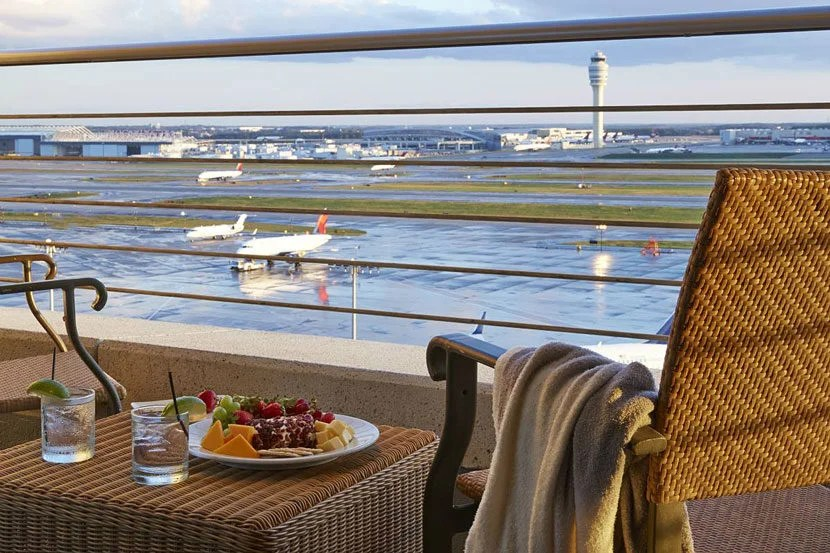 "Image courtesy of Renaissance Concourse Atlanta Airport Hotel's <a href=""https://www.facebook.com/RenaissanceAtlantaConcourseAirport/photos"" target=""_blank"">Facebook page</a>."