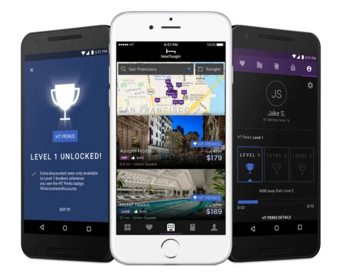 HotelTonight's new loyalty program, HT Perks, is a welcome addition to the app.