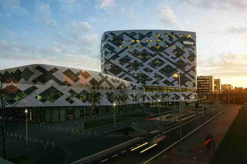 Image courtesy of the Hilton Amsterdam Airport Schiphol