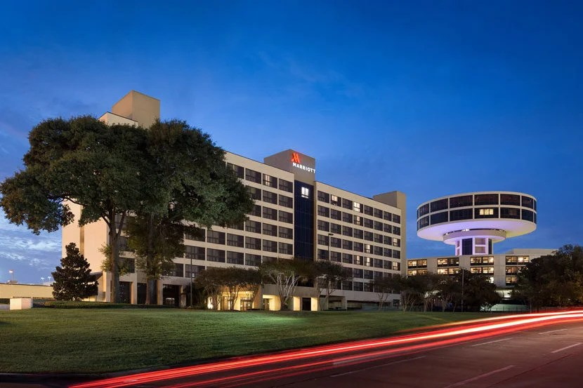 """Image courtesy of the Houston Airport Marriott at George Bush Intercontinental's <a href=""""https://www.facebook.com/MarriottIAH/photos"""" target=""""_blank"""">Facebook page</a>."""