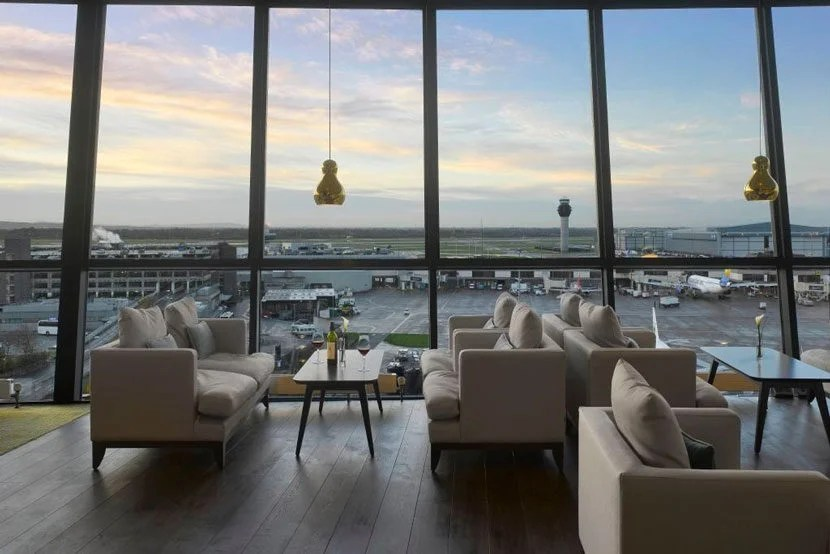 Image courtesy of the Radisson Blu Manchester Airport.