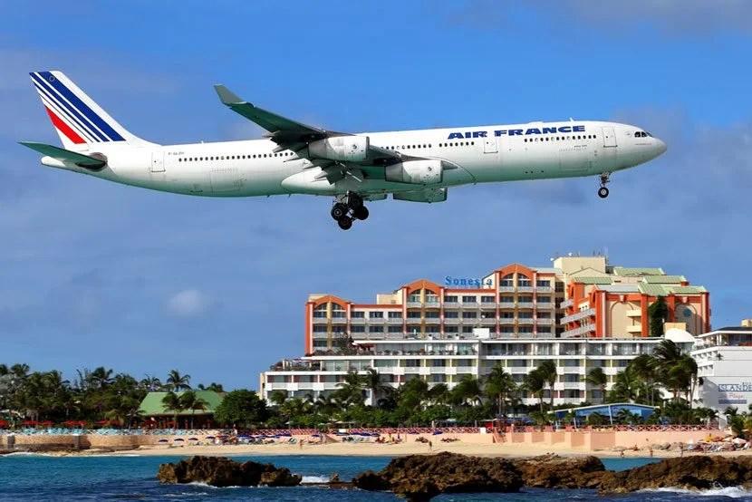 "Image courtesy of the Sonesta Maho Beach Resort & Casino — St. Maarten's <a href=""https://www.facebook.com/SonestaStMaarten/photos/"" target=""_blank"">Facebook page</a>."