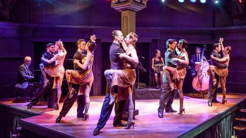 El Querandi Tango Show